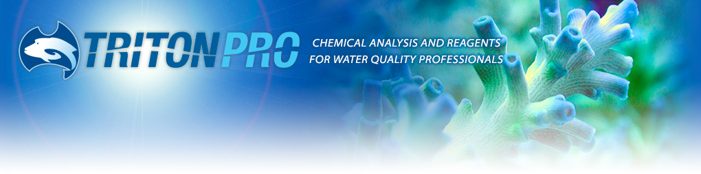 TRITON PRO - Chemical analysis and reagents for water quality professionals
